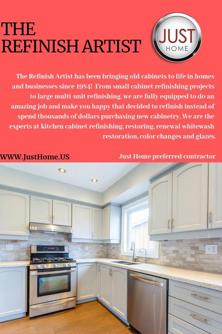 Refinishing Restoring Renewal Whitewash Restoration Kitchen Cabinet Old Cabinets Refinishing Cabinets Refinished