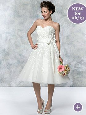 Dress style D001 from Alexia Designs