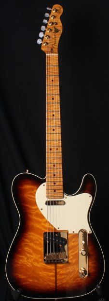 Fender Custom Shop Merle Haggard Tuff Dog Telecaster 2001 Sunburst