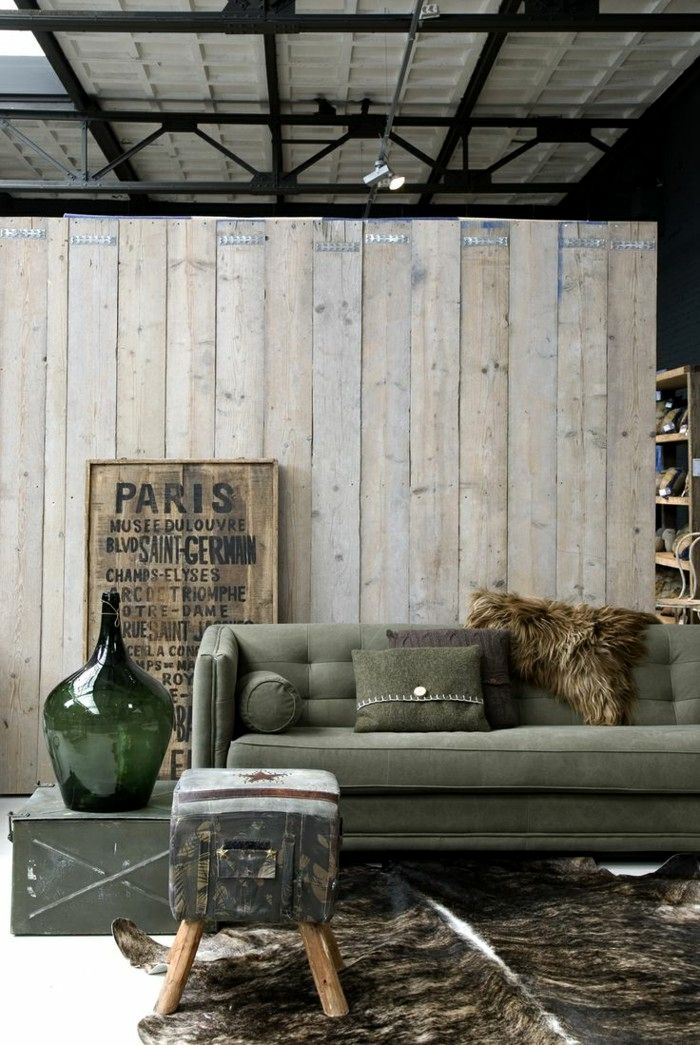50 Creative Industrial Vintage Decor Ideas For A Brick Steel Home