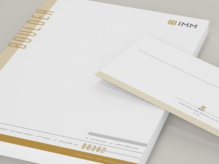 26 best letterhead design images on Pinterest Corporate identity - personal letterhead