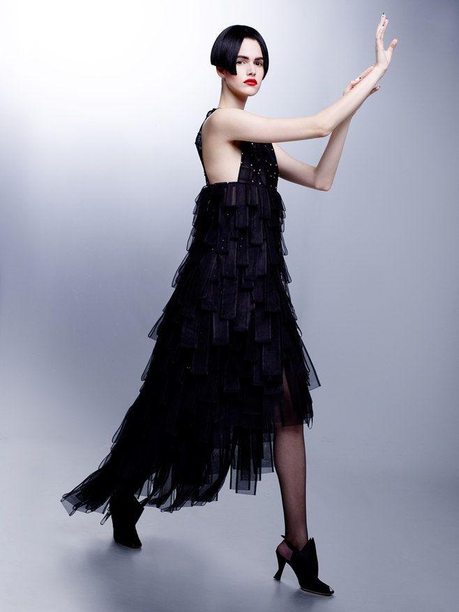 Haute couture autunno inverno 2015 2016 chanel chanel for Haute couture and pret a porter