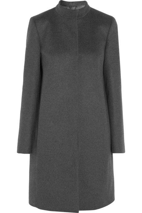 Calvin Klein Collection Iolanthe wool-blend felt coat