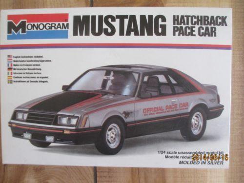 Monogram Mustang Indy Pace Car box art. 1979 MustangFord ... & Best 25+ 1979 mustang ideas on Pinterest | Mustang boss 1979 ford ... markmcfarlin.com
