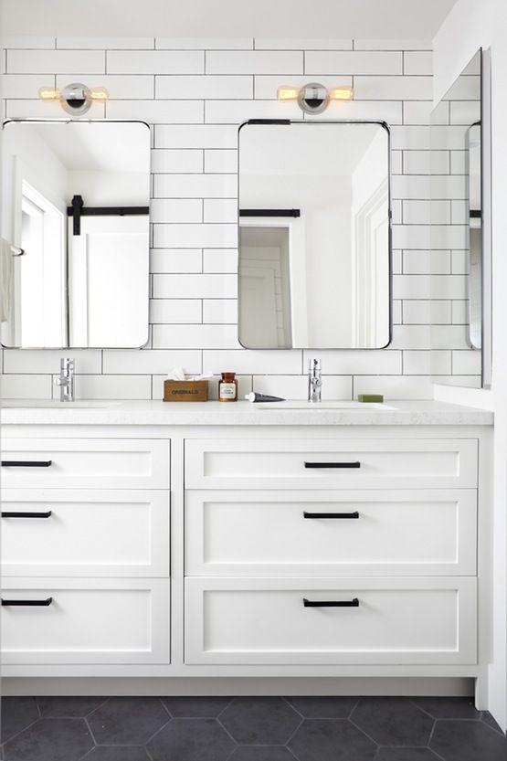 Best 25 black bathroom vanities ideas on pinterest - Discount bathroom vanities los angeles ...