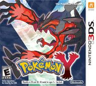 Pokemon Y. Yveltal will give you a hug.