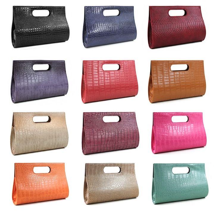 new fashion beautiful colour clutch !! LET ME HAVE ONE AU$ 40.89