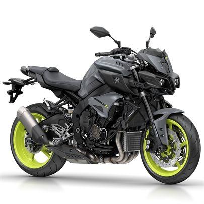 Yamaha MT-10 kostet 12.995 Euro