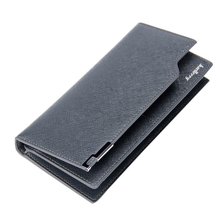 $5.43 (Buy here: https://alitems.com/g/1e8d114494ebda23ff8b16525dc3e8/?i=5&ulp=https%3A%2F%2Fwww.aliexpress.com%2Fitem%2FMen-s-Card-Holders-Purse-Large-Capacity-Credit-Card-Money-Bags-3-Fold-Long-Coin-Purses%2F32708905442.html ) Men's Card Holders Purse Large Capacity Credit Card Money Bags 3 Fold Long Coin Purses For Man Cross Pattern Clutches Purse for just $5.43