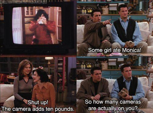 friends tv show sayings | Friends quotes - just to make you happy | My Life in Toulouse (for now ...