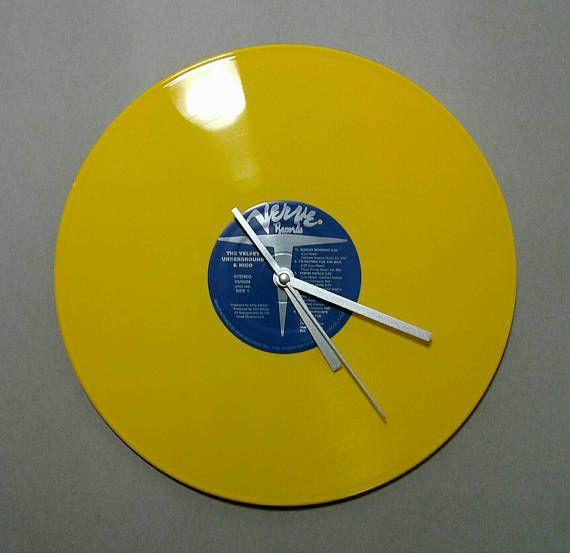 Wall Cock The Velvet Underground & Nico Unique Wall Clocks