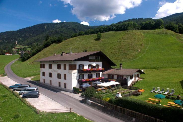 Südtirol, italien. Hotel  Schaurhof *** Sterzing Vipiteno in Südtirol- gleich hinter dem Brennerpass! Urlaub in Südtirols Bergwelt! auf www.travelina.ch