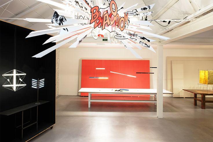 leinwand-abstrakte-kunst-malerei-bilder-christian-muscheid-ingo-maurer-showroom