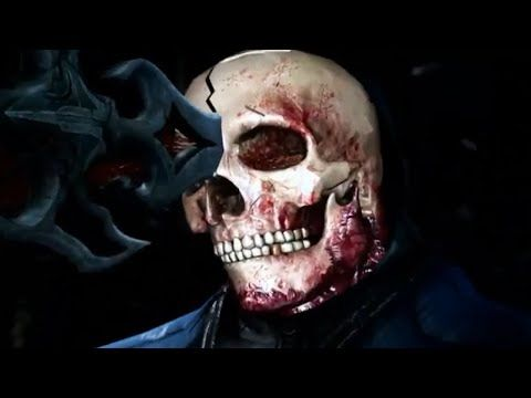 Mortal Kombat 10 Gameplay Trailer (PS4/Xbox One) 【All HD】 Scorpion vs. Sub-Zero | Kano vs. Raiden