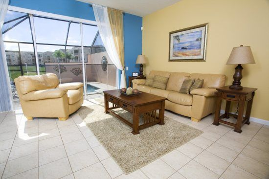 PP8104- Five Star Vacation Homes- Windsor Palms Resort: Family Room