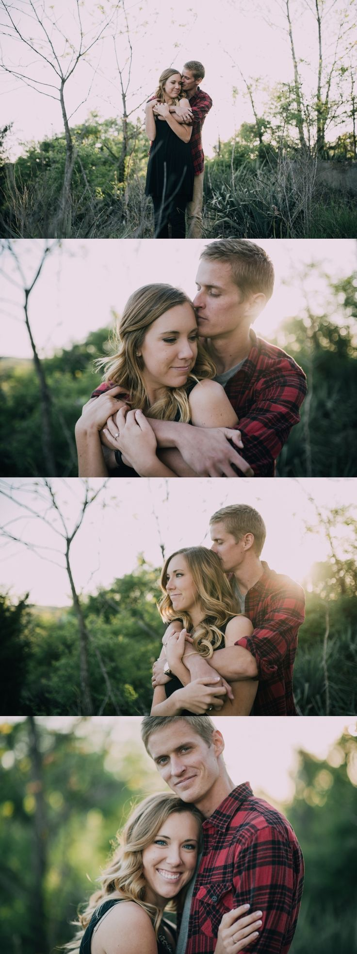 Boho Woodsy Engagement Photo Session - St. Louis Wedding Photographer — Charis Rowland Photography
