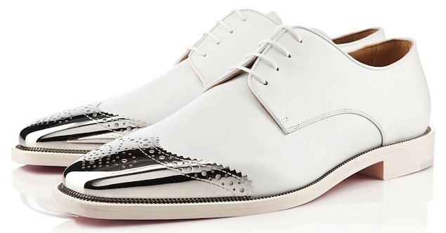 Christian Louboutin Shoes for Men | Justin Timberlake wears Christian Louboutin Gareth Zip Men's Flat in ...
