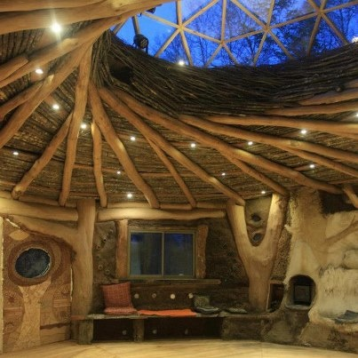 BUILD HOW TO A YURT