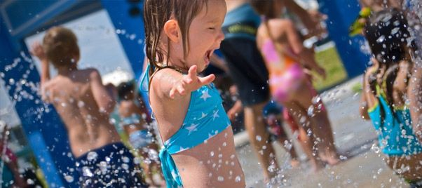 Cedar Park: Family Campground & Water Park in Ontario