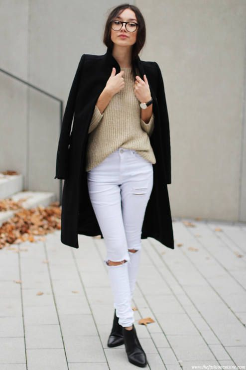 Camel Knit Jumper  # #The Fashion Cuisine #Fall Trends #Fashionistas #Best Of Fall Apparel #Jumper Knit #Knit Jumpers #Knit Jumper Camel #Knit Jumper Clothing #Knit Jumper 2014 #Knit Jumper Outfits #Knit Jumper How To Style