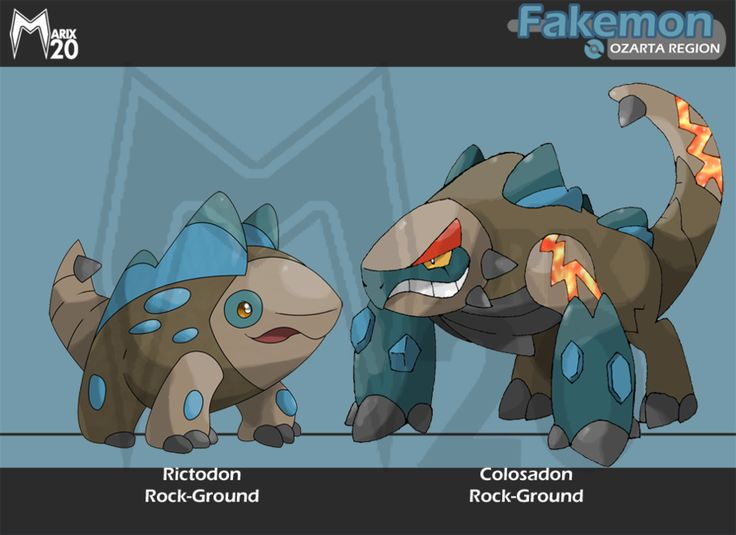 653 best fakemon images on pinterest monsters the beast for Boden pokemon