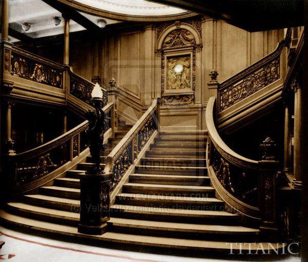 titanic grand staircase vi - photo #6