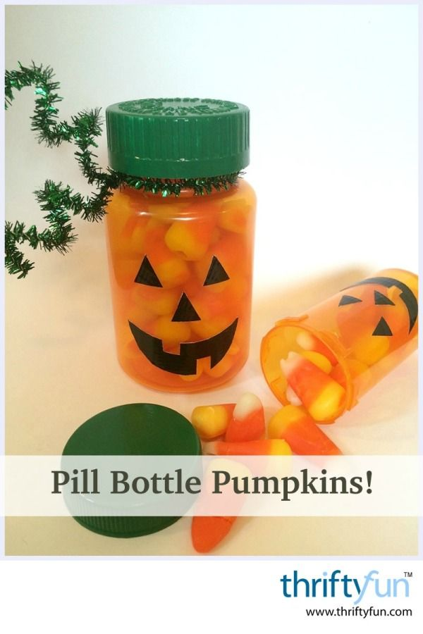 100 best images about pill bottle crafts on pinterest for Prescription bottle holder