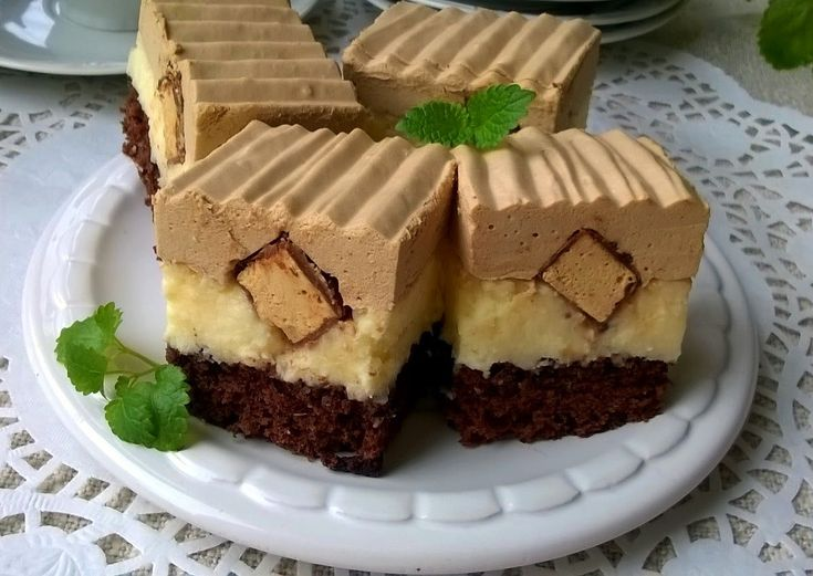 Domowa Cukierenka - Domowa Kuchnia: kapucynek