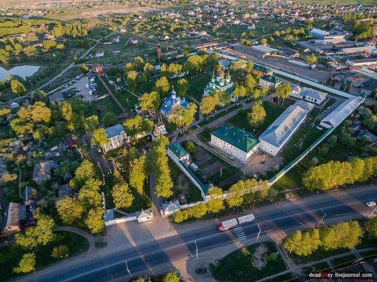Переславль-Залесский, Феодоровский монастырь.