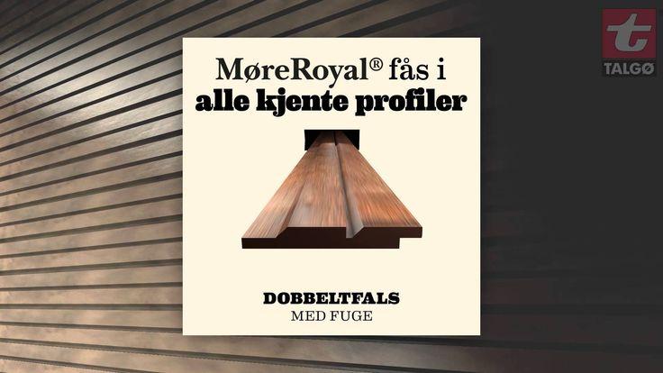 Hvorfor velge MøreRoyal®? Få svar med denne videoen..