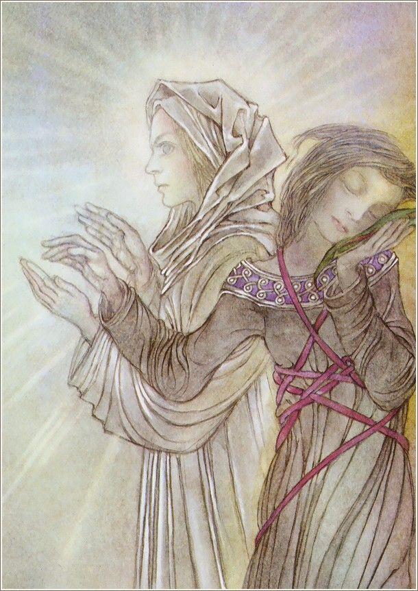 Sulamith Wulfing The Gloomy Angel