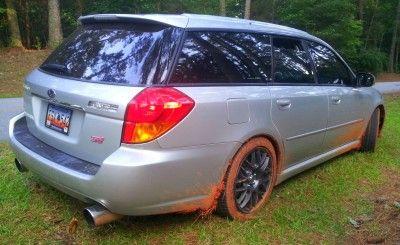 Favorite Big-Boost Driving Videos – My Personal 2005 Subaru Legacy GT Wagon | http://car-revs-daily.com/2014/01/22/favorite-big-boost-driving-videos-personal-2005-subaru-legacy-gt-wagon/