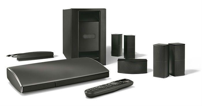 Our best surround-sound system