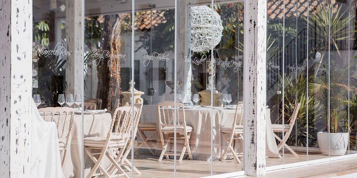 Cerramiento y acristalamiento. Cortinas de Cristal Serie Standard sin perfiles verticales. Aproveche las ventajas de una terraza acristalada.