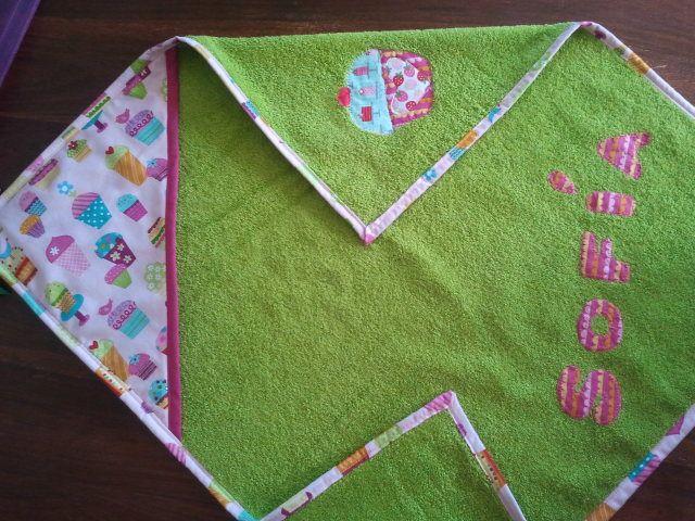 17 mejores im genes sobre toallas y cestas en pinterest - Toallas infantiles personalizadas ...