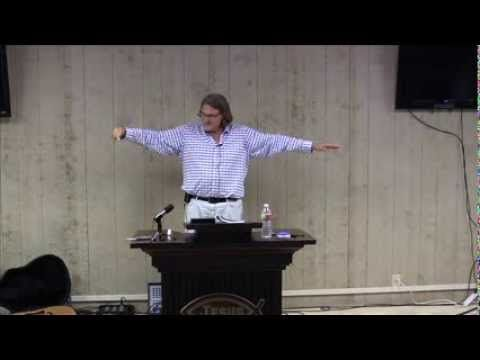 Francois Du Toit - Session 11 - Where Grace Meets 2013