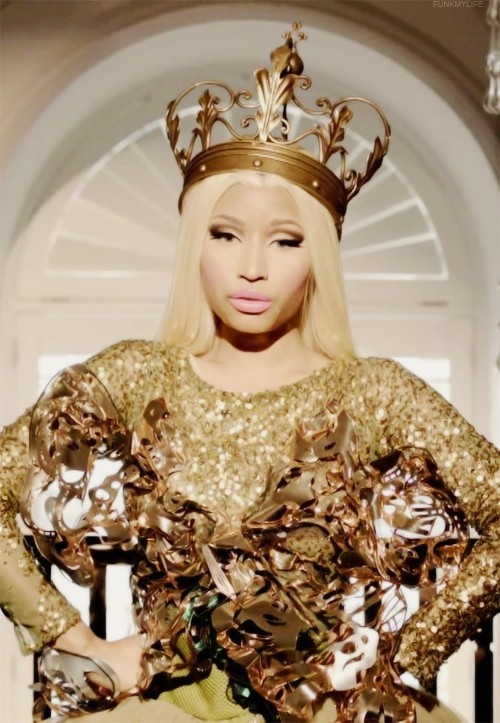 Nicki Minaj Queen Of Hip Hop