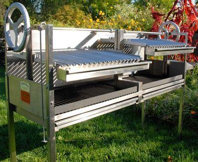 Santa María and Charcoal grill