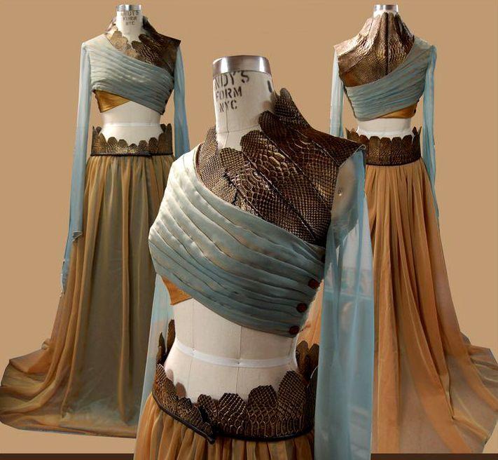 fantasy medieval wonderfull fashion kleiderdesigns