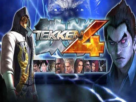🎮 Tekken 4 Let's Play Arcade Mode Hwoarang 2001 🎮