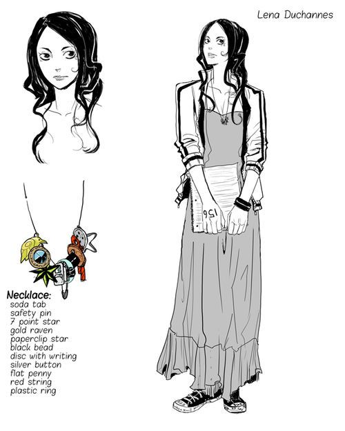 lena duchannes outfits - Google Search