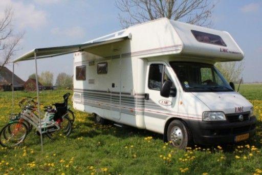 the fiat lmc. - motorhome rental in the Netherlands.