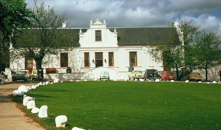 The Lanzerac Manor House, 1973