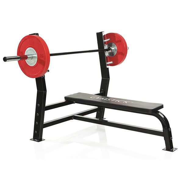 The Gymstick Weight Bench 200 is the ideal piece of fitness equipment for a home or professional fitness studio. #ReadySetGoFitness #Gymstick #Fitness #Equipment #Workout