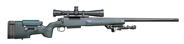 Remington 700 Chambered in .338 Lapua Mag