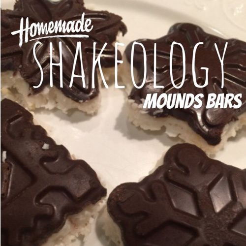Dessert EVERY DAY of the week baby!  #shakeologysweets #treats