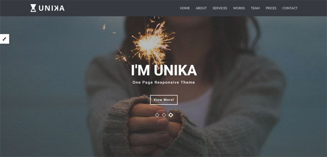 unika-free-html5-css3-one-page-html5-template