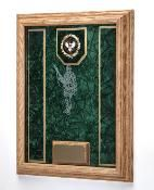 Awards Display shadowbox, Military Award Frame