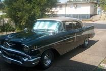 1957 CHEVROLET BEL AIR (No Series) Automatic
