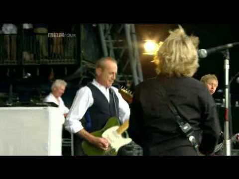 Status Quo Caroline live Glastonbury 2009